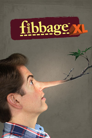 Fibbage XL poster image on Steam Backlog