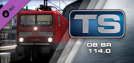 Train Simulator: DB BR 114 Loco Add-On cover art