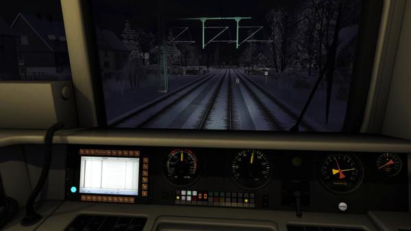 скриншот Train Simulator: DB BR 114 Loco Add-On 1