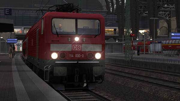 скриншот Train Simulator: DB BR 114 Loco Add-On 0