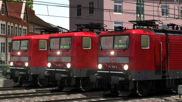 скриншот Train Simulator: DB BR 114 Loco Add-On 4