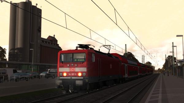 скриншот Train Simulator: DB BR 114 Loco Add-On 2