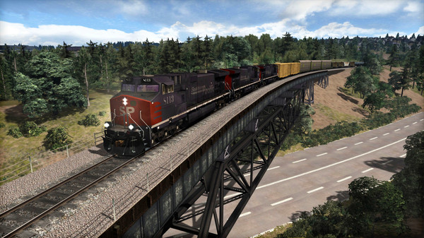 скриншот TS Marketplace: Donner Pass Scenario Pack 01 Add-On 4