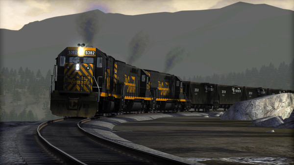 скриншот TS Marketplace: Donner Pass Scenario Pack 01 Add-On 1