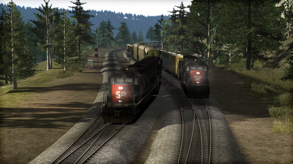 скриншот TS Marketplace: Donner Pass Scenario Pack 01 Add-On 2