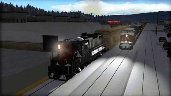 скриншот TS Marketplace: Donner Pass Scenario Pack 01 Add-On 0