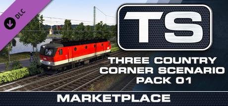 TS Marketplace: Three Country Corner Scenario Pack 01
