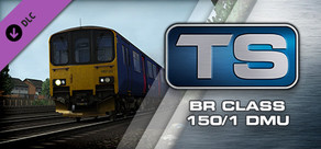 Train Simulator: BR Class 150/1 DMU Add-On