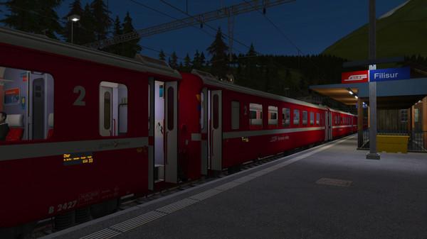 скриншот Train Simulator: RhB Enhancement Pack 0