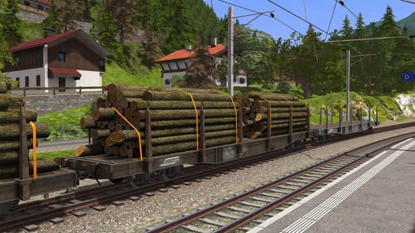 Train Simulator: RhB Enhancement Pack