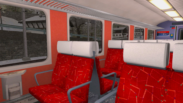 скриншот Train Simulator: RhB Enhancement Pack 2