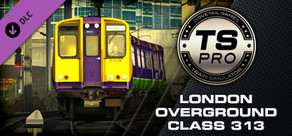 Train Simulator: London Overground BR Class 313 EMU Add-On