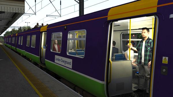 скриншот Train Simulator: London Overground BR Class 313 EMU Add-On 4