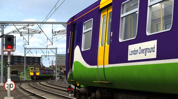 скриншот Train Simulator: London Overground BR Class 313 EMU Add-On 2