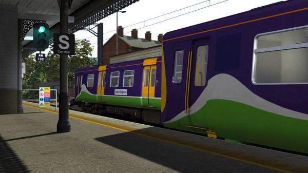 скриншот Train Simulator: London Overground BR Class 313 EMU Add-On 5