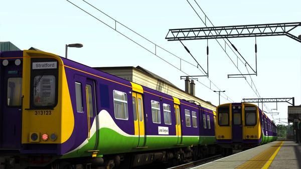 скриншот Train Simulator: London Overground BR Class 313 EMU Add-On 1