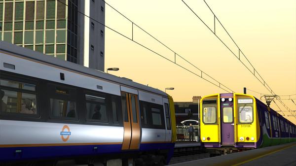 скриншот Train Simulator: London Overground BR Class 313 EMU Add-On 3
