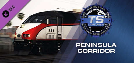 Train Simulator: Peninsula Corridor: San Francisco – San Jose Route Add-On