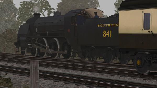 скриншот Train Simulator: Southern Railway S15 Class Steam Loco Add-On 3