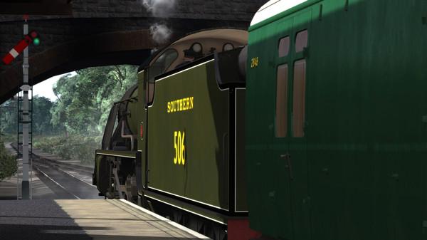 скриншот Train Simulator: Southern Railway S15 Class Steam Loco Add-On 1