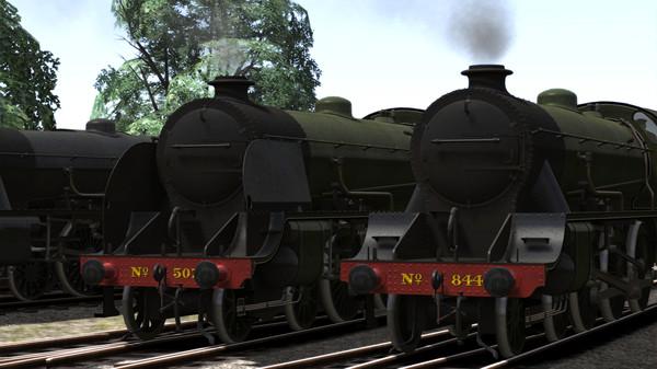 скриншот Train Simulator: Southern Railway S15 Class Steam Loco Add-On 5