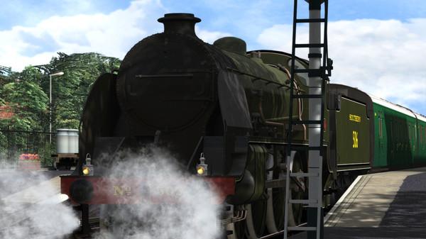 скриншот Train Simulator: Southern Railway S15 Class Steam Loco Add-On 4
