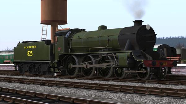скриншот Train Simulator: Southern Railway S15 Class Steam Loco Add-On 0