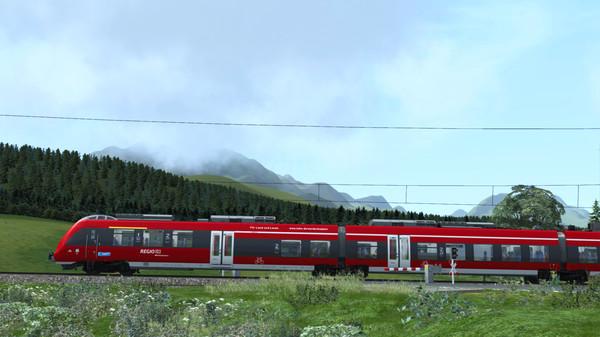 скриншот Train Simulator: Mittenwaldbahn: Garmisch-Partenkirchen - Innsbruck Route Add-On 1