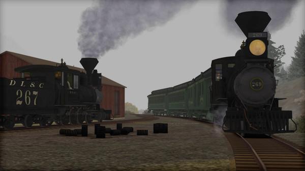 скриншот Train Simulator: Clear Creek Old Timer Rolling Stock Pack Add-On 0