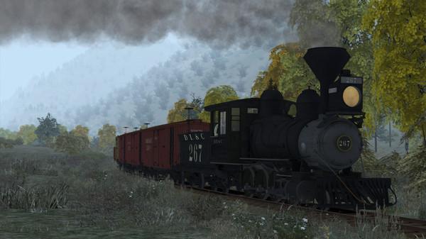 скриншот Train Simulator: Clear Creek Old Timer Rolling Stock Pack Add-On 2