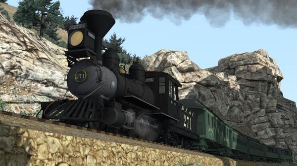скриншот Train Simulator: Clear Creek Old Timer Rolling Stock Pack Add-On 4