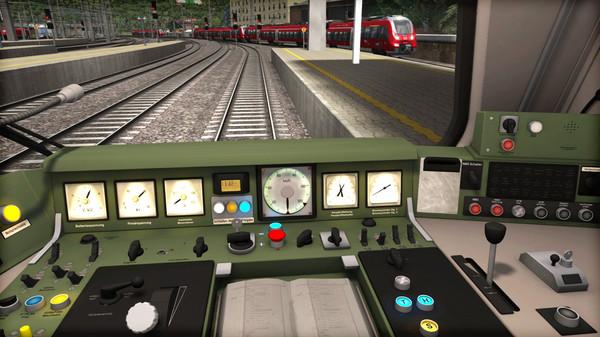 скриншот Train Simulator: ÖBB 4020 EMU Add-On 4