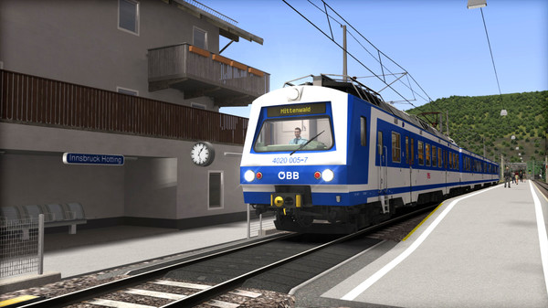 скриншот Train Simulator: ÖBB 4020 EMU Add-On 2