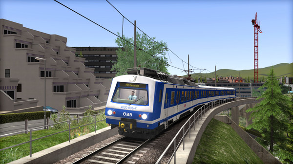 скриншот Train Simulator: ÖBB 4020 EMU Add-On 3