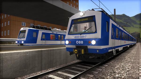 скриншот Train Simulator: ÖBB 4020 EMU Add-On 0