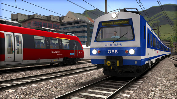 скриншот Train Simulator: ÖBB 4020 EMU Add-On 5