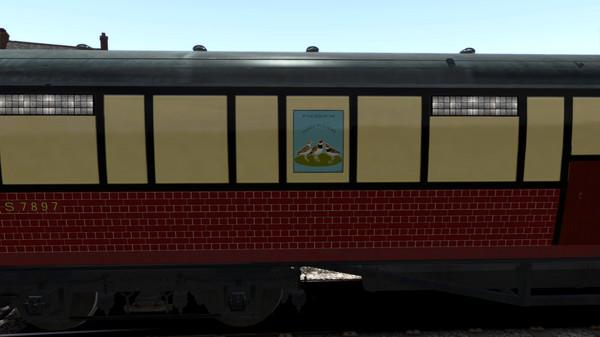 скриншот TS Marketplace: Bulleid Coach Pack 03 Add-On 0
