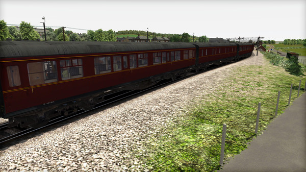скриншот TS Marketplace: BR Hawksworth Coach Pack 01 4