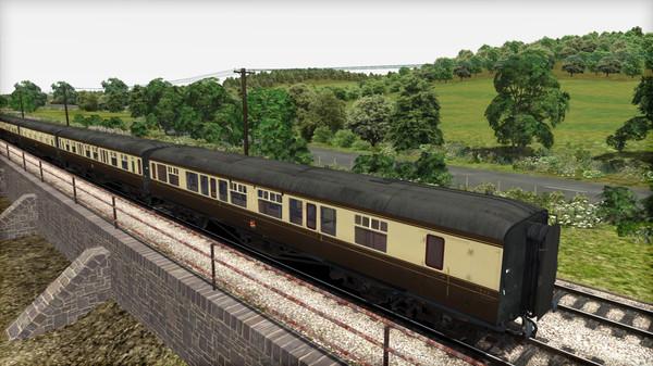 скриншот TS Marketplace: BR Hawksworth Coach Pack 01 5