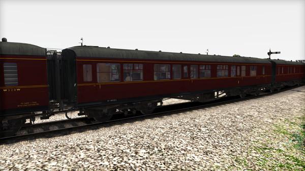 скриншот TS Marketplace: BR Hawksworth Coach Pack 01 3