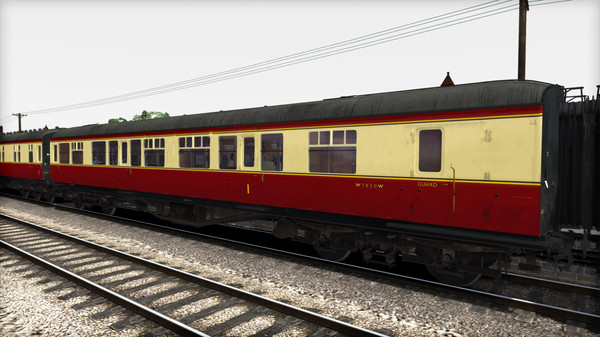 скриншот TS Marketplace: BR Hawksworth Coach Pack 01 0