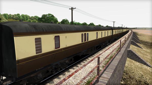 скриншот TS Marketplace: BR Hawksworth Coach Pack 01 1