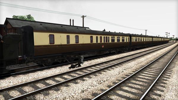 скриншот TS Marketplace: BR Hawksworth Coach Pack 02 Add-On 3
