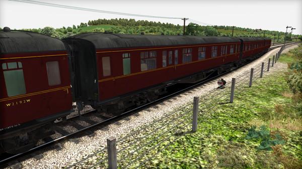 скриншот TS Marketplace: BR Hawksworth Coach Pack 02 Add-On 4