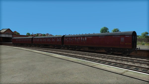 скриншот TS Marketplace: Thompson Suburban Coaches Pack 01 Add-On 1
