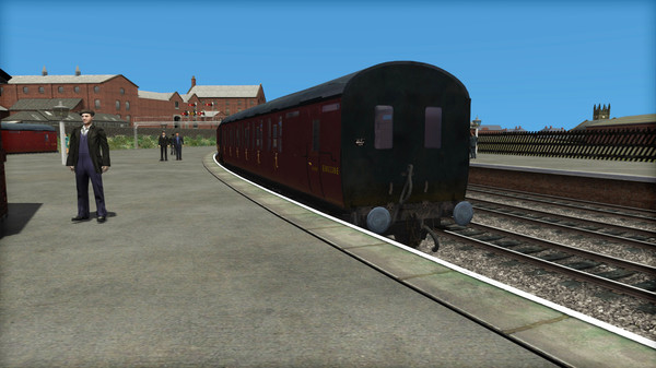 скриншот TS Marketplace: Thompson Suburban Coaches Pack 01 Add-On 2