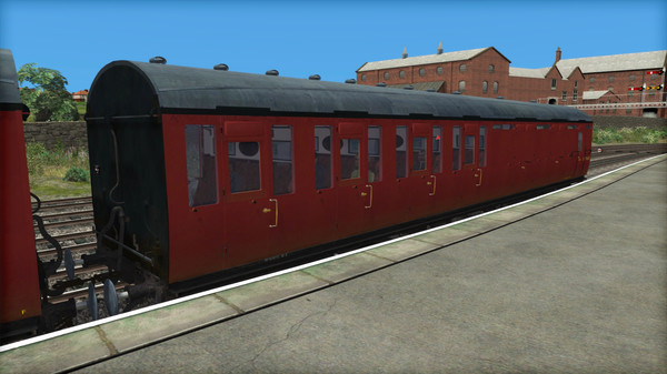 скриншот TS Marketplace: Thompson Suburban Coaches Pack 01 Add-On 3
