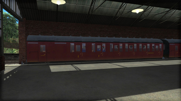 скриншот TS Marketplace: Thompson Suburban Coaches Pack 01 Add-On 0