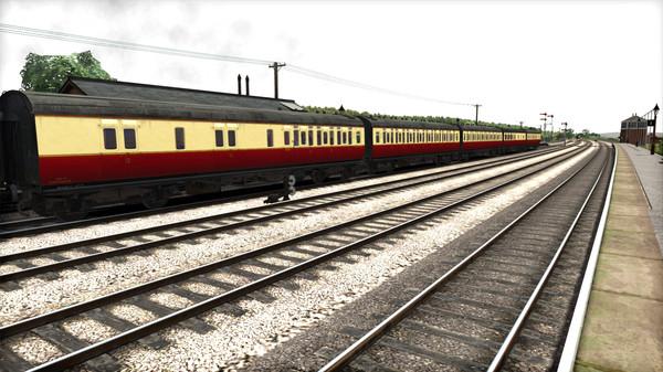 скриншот TS Marketplace: GWR Toplight Coaches Pack 01 5