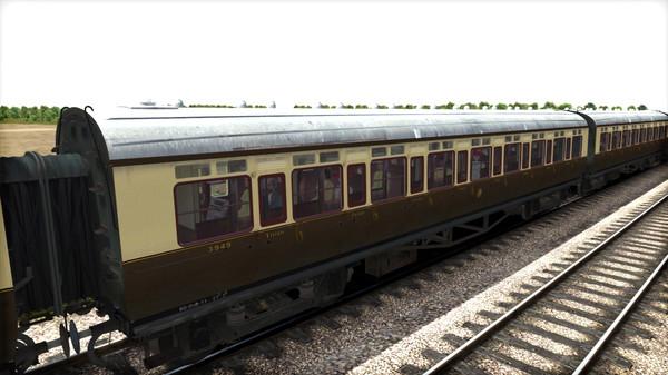 скриншот TS Marketplace: GWR Toplight Coaches Pack 01 1